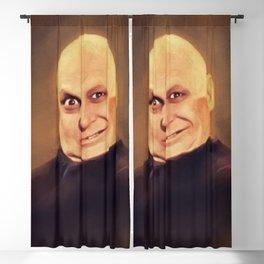 Jackie Coogan as Uncle Fester Blackout Curtain