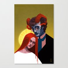 Virtue Canvas Print