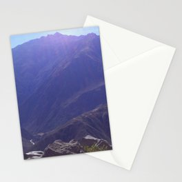 Top of the Rockies Stationery Cards