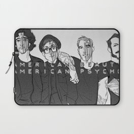 We're Just Resurrection Men Laptop Sleeve