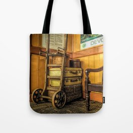 Days Away Tote Bag