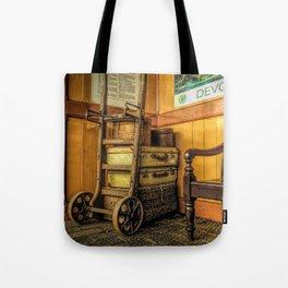 Days Away Tote Bag
