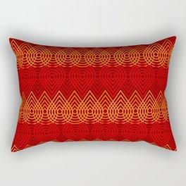 Op Art 97 Rectangular Pillow