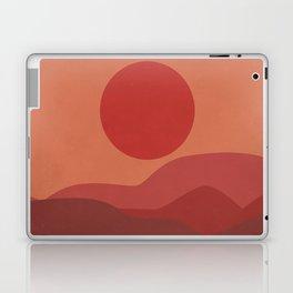 Red Hills Laptop & iPad Skin