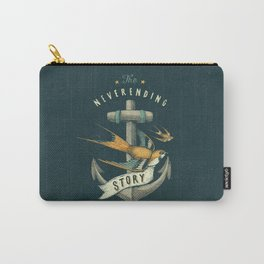 Anchor | Petrol Grey Carry-All Pouch