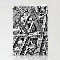 frames Stationery Cards featuring Frames by Mark Alder