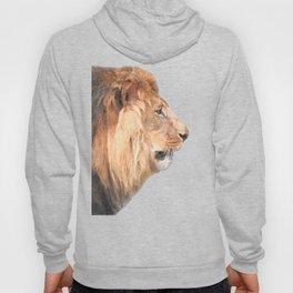 Lion Profile Hoody