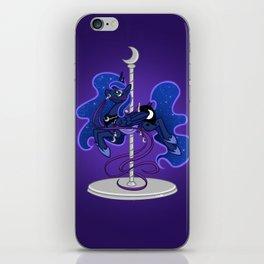 Luna Carousel iPhone Skin
