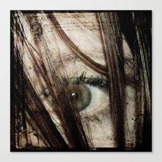 Eye-Dentify Canvas Print