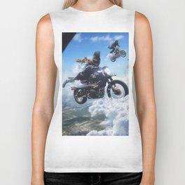 All Shall Fall Biker Tank