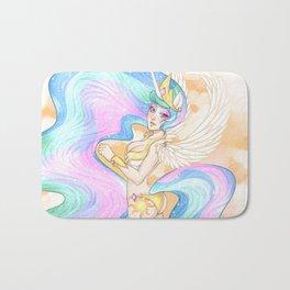 Princess of the Sun Bath Mat