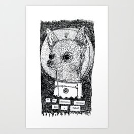 Alternative universe Art Print