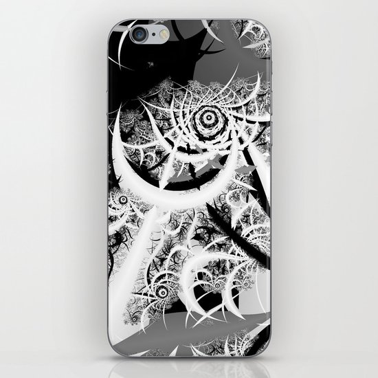Through the Void iPhone & iPod Skin