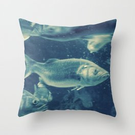Fish 2 Throw Pillow