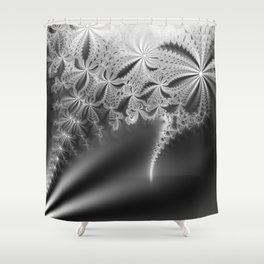 Ultimate Lace Shower Curtain