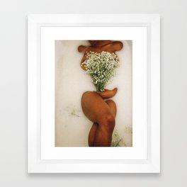 INDOMITABLE STRENGTH 00 Framed Art Print
