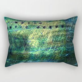 See What I Sea Rectangular Pillow