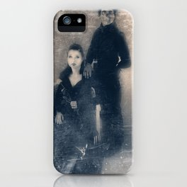 The Corpse Broom iPhone Case