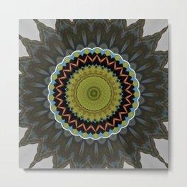 Some Other Mandala 139 Metal Print