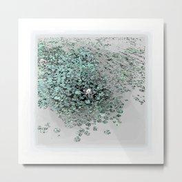 The WaterLily Metal Print