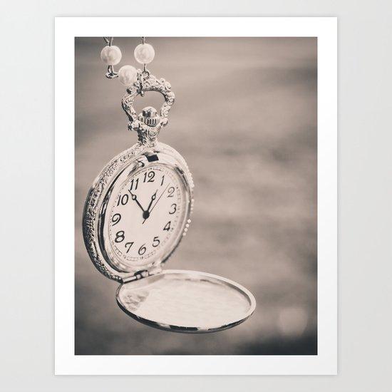 Time for Tea; Art Print