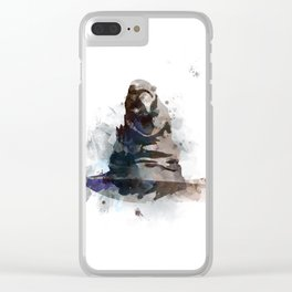 Sorting Hat Clear iPhone Case