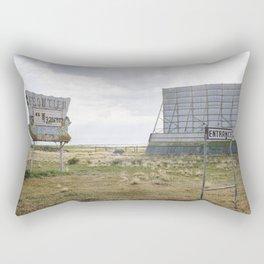 American Frontier Rectangular Pillow
