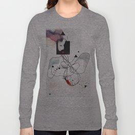 Advanced Indigo   Long Sleeve T-shirt