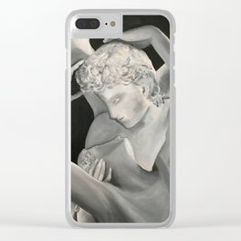 Passion: Song of Solomon 1:2 Clear iPhone Case