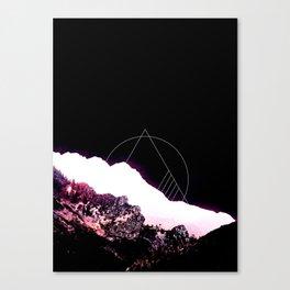 Mountain Ride Canvas Print