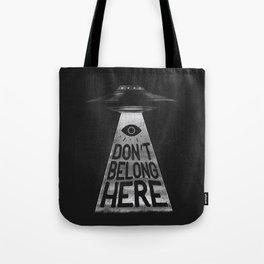 Because I'm a Creep Tote Bag