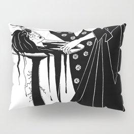 The Dancer's Reward Pillow Sham
