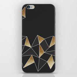 Crystal Moon iPhone Skin