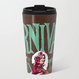Karnivore Karnival Travel Mug