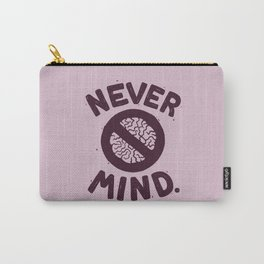 NEVER M/ND Carry-All Pouch