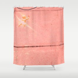 Childhood of humankind: Glimpses of consciousness Shower Curtain