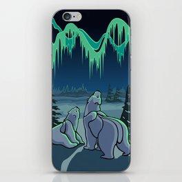 Arctic Art  iPhone Skin