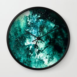α Sirrah Wall Clock