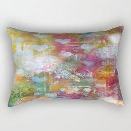 Cosmos Love Rectangular Pillow