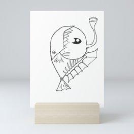 Charming? Mini Art Print