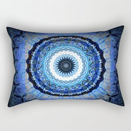 Eye of Protection and Peace Rectangular Pillow