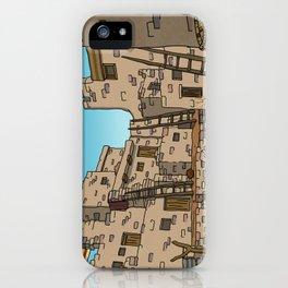 Hopi Village iPhone Case