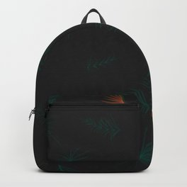 Rainforest at Night Backpack