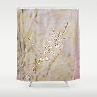 fairytale Shower Curtains featuring Fairytale by Farmhouse Chic