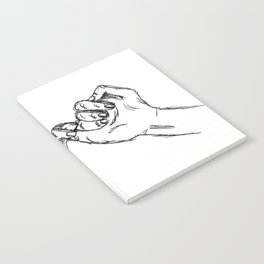 Do you pinky promise? Notebook