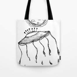 Jelly Moon V.2 Tote Bag