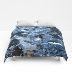 Lunar Surface Comforters