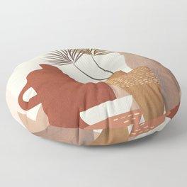 Still Life Art IV Floor Pillow