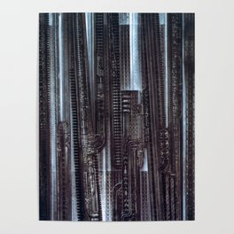 Giger New York Poster