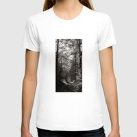 forrest T-shirts featuring forrest II. by Zsolt Kudar